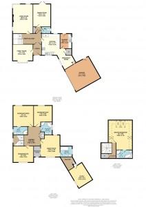 Cider Lodge floor plan s